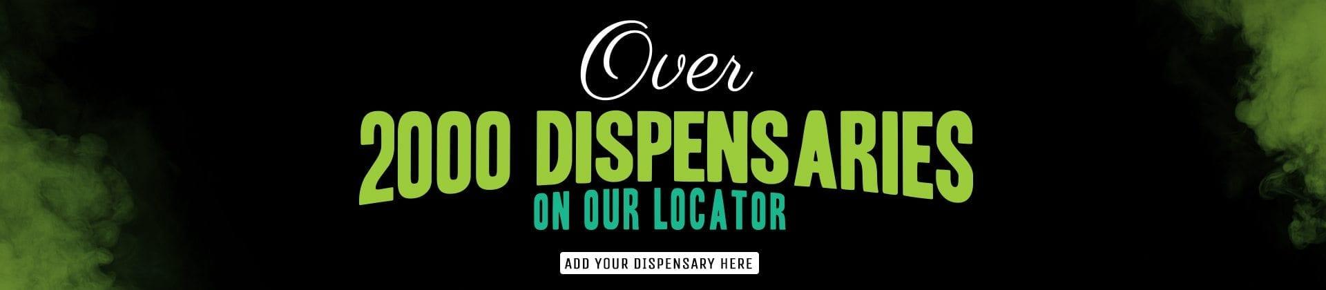 TSW Dispensary locator