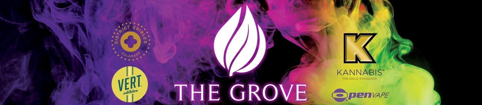 The Grove Ad Banner