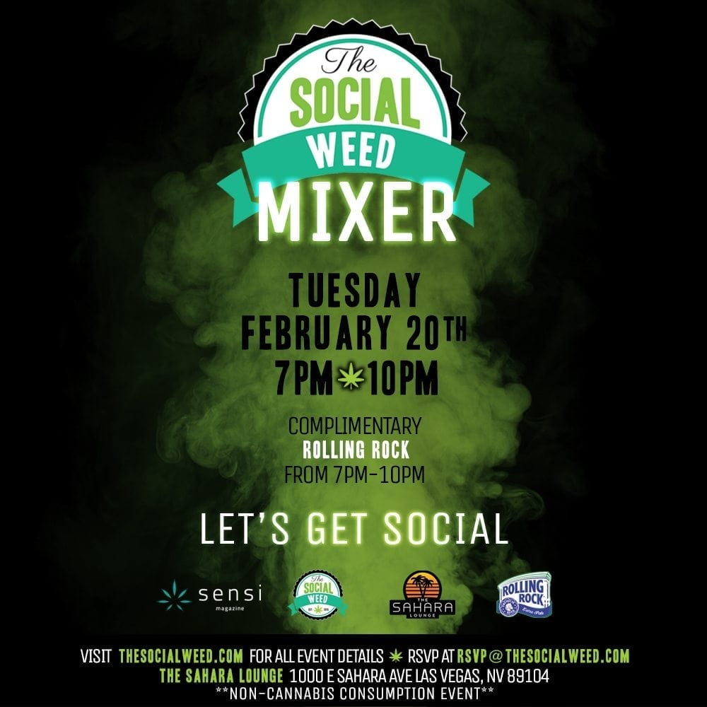 Feb Social Mixer