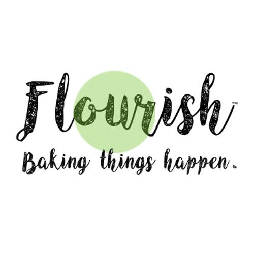 flourish brand logo