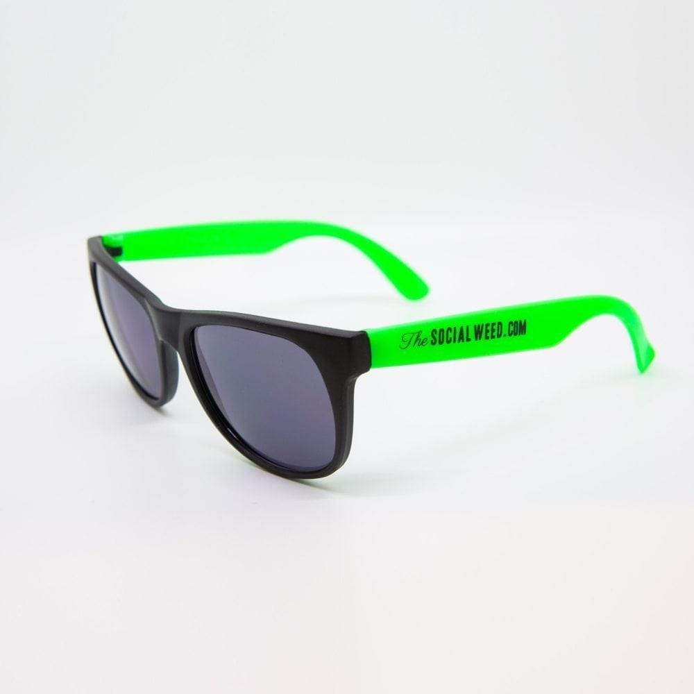 The Social Weed Sunglass