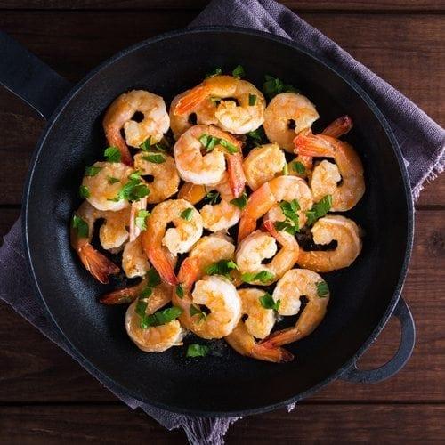 Shrimp Scampi, TSW