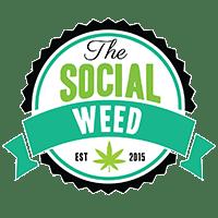 The Social Weed Logo