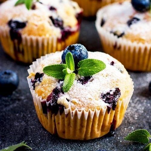dank blueberry muffin