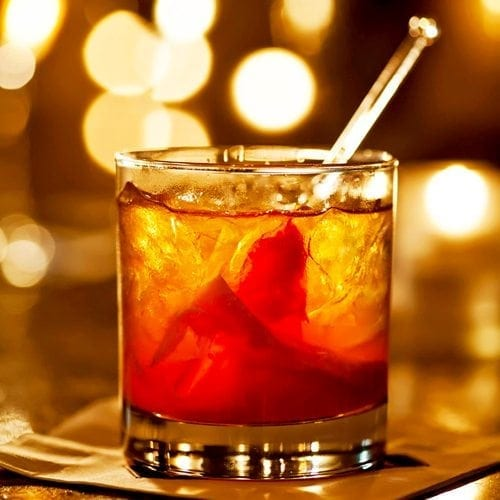 Infused Old Fashioned