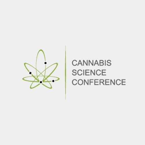 Cannabis Science Conference logo