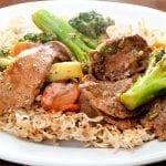 Beef N Broccoli Ramen Stir Fry