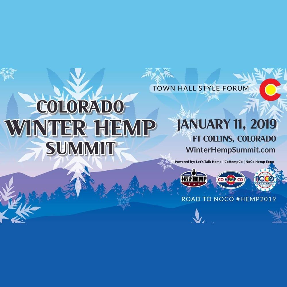 Colorado Hemp summit logo