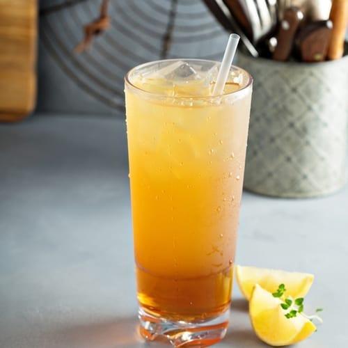 cannabis lemonade iced tea