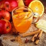 infused orchard punch