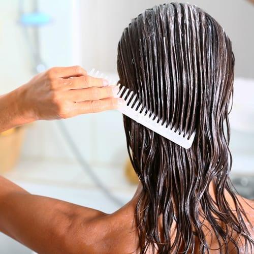 Diy Hair Mask For Shiny Hair The Social Weed