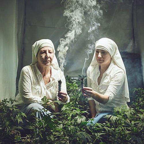 Cannabis Nuns